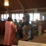 Baptism Easter 2013