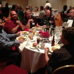The FCC Janesville table at the Monona Terrace2